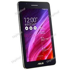 """ASUS FE171MG 7\"""" IPS Screen Android 4.4 Intel Z3530 Quad-core 2GB 16GB 3G Phablet Tablet Phone w/ GPS Bluetooth ETC-425115"""