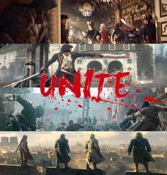 Assassin's Creed Unity! by DOM098652.deviantart.com on @deviantART