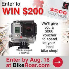 Newest Gopro, Cycling Events, Enter To Win, Bicycling, Bmx, Campaign, Content, Medium, Link