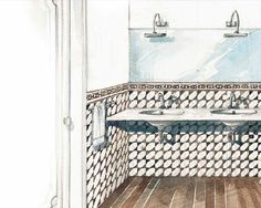 #Cevi | il libro delle piastrelle | le geometrie