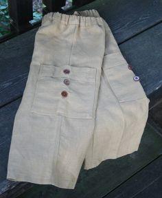 Boy's linen pants / children pants / toddler pants / por DressesAnd