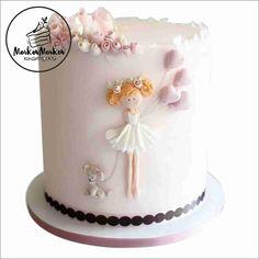 Торт для девочки (от 2 кг)