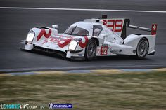 2015 Le Mans 24 Hours - Test day