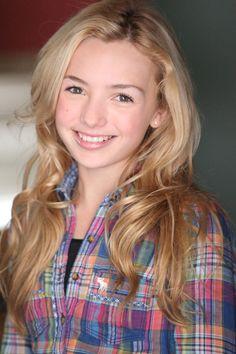 Payton List as Kate (Remember Me) (age 15)