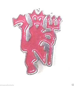Manchester United Pin Badges Devil Pin Badge Official Football Gifts