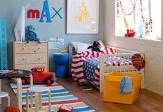 10 habitaciones infantiles para chicos