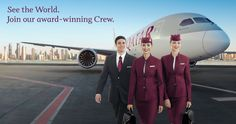Join the Qatar Airways crew by seeing our latest events in June 2016.