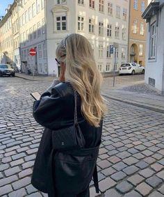 Beauté Blonde, Blonde Hair Looks, Hair Day, New Hair, Hair Inspo, Hair Inspiration, Aesthetic Hair, Dream Hair, Balayage Hair