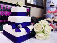 3 tier wedding cake | Flickr - Photo Sharing!