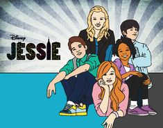 Colored page Jessie - Disney Channel painted by User not registered Jessie Disney, Fish Wallpaper, Disney Coloring Pages, Image House, Betta Fish, Disney Channel, Gallery, Awesome, Roof Rack