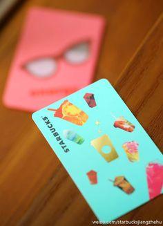 China's loyalty card. #StarbucksCard