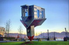 Nine Breathtaking and Inspiring Pieces of Public Art   WebUrbanist
