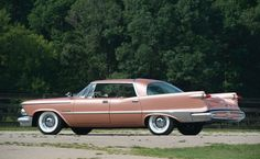 1959 Chrysler Imperial Crown Maintenance/restoration of old/vintage vehicles: the material for new cogs/casters/gears/pads could be cast polyamide which I (Cast polyamide) can produce. My contact: tatjana.alic@windowslive.com