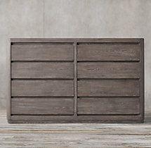 Martens 8-drawer Large Dresser