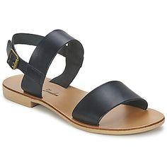 Sandales et Nu-pieds BT London CAROLET Noir 34.99 €