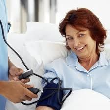 you have blood pressure check??