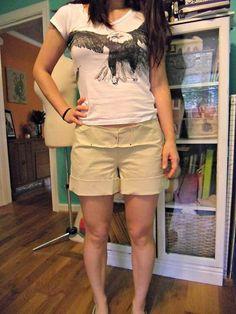 DIY Clothing & Tutorials: List of fantastic links on fitting shorts