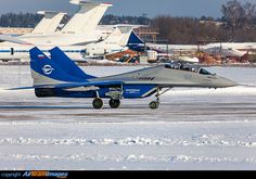Mikoyan Gurevich MiG-29LL  Gromov Flight Research Institute