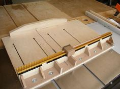 Dead On, Totally Repeatable TS Sled - by horky @ LumberJocks.com ~ woodworking community