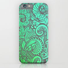 Summertime & the Livin's Easy iPhone & iPod Case