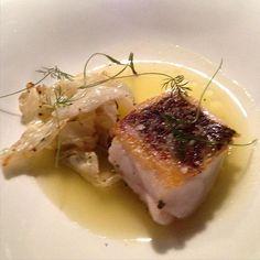 Red snapper fennel and cabbage pear juice w lemon verbena duck fat - Commis Oakland #Gastronomy #Theartofplating #Gastroart #chefstalk #chef #foods #igfood #foodie #foodies #foodiepics #F52grams #feedfeed #travel #fish #eeeeeats #eat #california #travel #iphoneonly #gopro #delish #chefslife #beautiful #foodporn #foodgasm #nothingisordinary #allshots_ #yum #instagood #instachef #healthy by jeffrahn