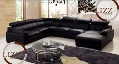 Awesome Leather U Shaped Sofa 77 On Sofa Furniture Ideas with Leather U Shaped Sofa amazing Leather U Shaped Sofa Small Sleeper Sofa, Sectional Sofa With Recliner, Leather Sectional Sofas, Small Sofa, Genuine Leather Sofa, Best Leather Sofa, Black Leather Sofas, Black Sofa, Contemporary Sofa
