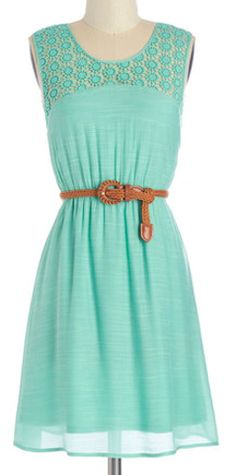 Summer dress in #mint http://rstyle.me/n/ke6pvnyg6