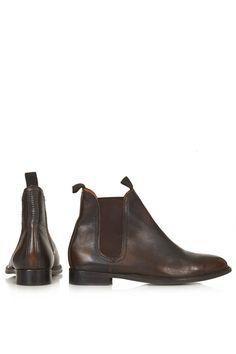 AGE Vintage Chelsea Boots