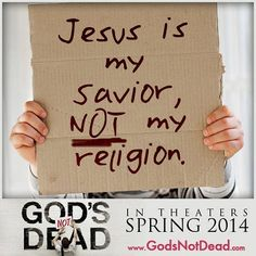 God's Not Dead hits theaters nationwide 3/21