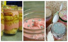 CalleLillyCafe: Cupcakes in a Jar