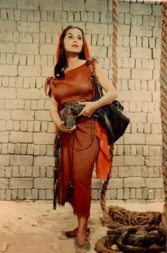 debra paget ten commandments | Debra Paget - 'The Ten Commandments' - 1956http://www.beyazperde.com