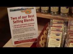 salts, spices, teas, seasonings, sugars, vanillas, popcorn | The Salt Table in Savannah GA and online store