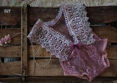 baby romper, newborn lace, lace romper, new romper, photography prop lace…