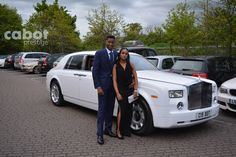 Book a Chauffeur driven service with Cabot Prestige and receive complimentary pictures... Book now 07904528548