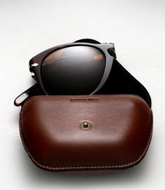 via Re-Issued Limited Edition Persol 714 Steve McQueen Sunglasses
