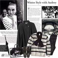 Audrey Hepburn's style is so elegant but simple.