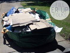 Check out how these DIY-ers used the Bagster bag to tackle their #bathroom #remodel cleanup!
