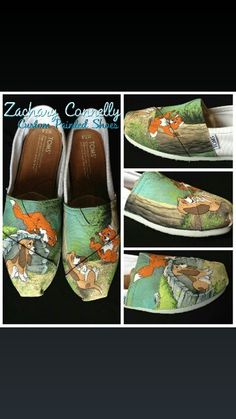 Fox and the hound Zachary Connelly's