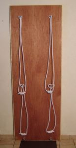 38 best yoga rope walls images on pinterest  yoga rope