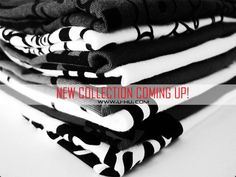 NEW COLLECTION | COMING UP!!