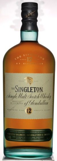 The Singleton - Single Malt Scotch Whiskey of Glendullan 1897