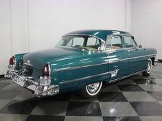 1954 Lincoln Capri Sedan