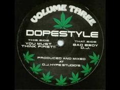 """dope style """"You must think first"""" 1994 - YouTube"""