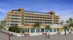 Hotel Back Facade