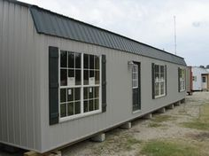 General Shelters :: Portable Cabins