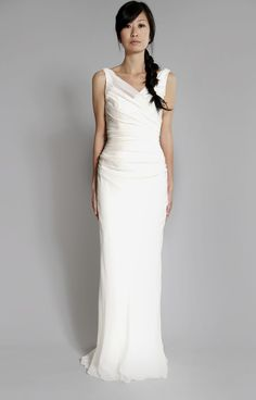 a04b8c99cbf7 gorgeous ruching and silhouette Le Spose Di Gio Wedding Dresses