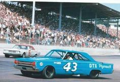 Richard Petty's '67 GTX
