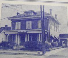 1950 Murfreesboro City Directory