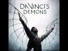 Da Vinci's Demons 'Genius Cannot Be Contained' Promo Art - Tom Riley stars as the enigmatic inventor Leonardo da Vinci in this upcoming Staz series from David S.