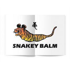 A little dab'll do ya… #zine #tigerbalm #snakeymouse #bootleg